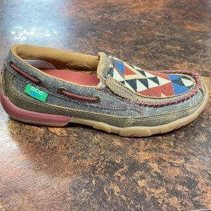Twisted X Mocs Leather Shoes WDMS011